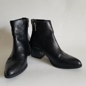 Circus By Sam Edelman Ankle Boot 6.5M Black